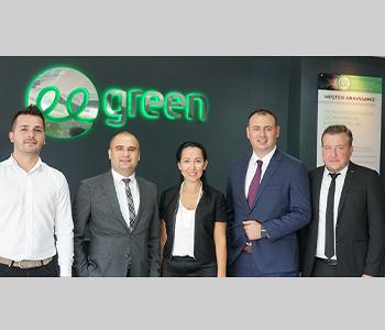 Green Şirketler Grubu, Staış Pazarlama Ekibine Yeni İsimler Katarak 2022 Hedeflerini Büyütüyor
